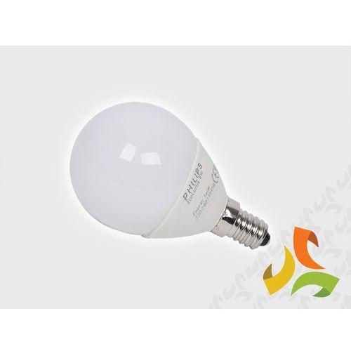 Świetlówka energooszczędna PHILIPS 8W (40W) E14 ECO LUSTRE - produkt dostępny w MEZOKO.COM