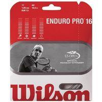 Wilson Naciąg  enduro pro 16l set 942400 black (2010000332900)