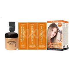 Kativa Brazilian Straightening zestaw do keratynowego prostowania włosów oferta ze sklepu fryzomania.pl
