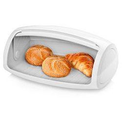 Pojemnik na pieczywo / chlebak biały 4Food Tescoma 32 cm - produkt z kategorii- Chlebaki