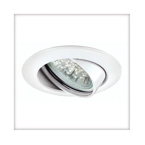 Oprawy wbudowywane Premium Line LED 3x1W GU10 białe z kategorii oświetlenie