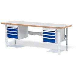 Stół roboczy z wyposażeniem, 232181