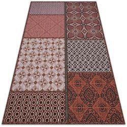 Modny uniwersalny dywan winylowy Modny uniwersalny dywan winylowy Mieszanka stylów