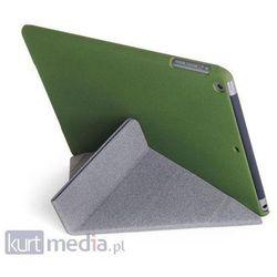 Etui do tabletu  origami case ipad air military green (8006023206346) darmowy odbiór w 19 miastach! wyprodukowany przez Meliconi