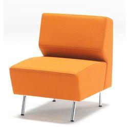 Sofa/Fotel Pomarańczowy dł: 600mm