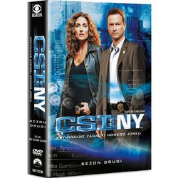 CSI: Kryminalne zagadki Nowego Jorku, sezon 2 (DVD) - Emilio Estevez, Deran Serafin, kup u jednego z partneró