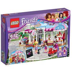 Lego Friends CUKIERNIA W HEARTLAKE (Heartlake Cupcake Cafe) 41119, klocki do zabawy