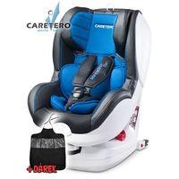 Caretero Fotelik samochodowy  defender plus isofix blue 2016