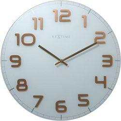Nextime Classy Large 3105 WC zegar ścienny