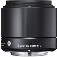 Obiektyw SIGMA A 60/2.8 DN Sony-E Czarny + DARMOWY TRANSPORT!