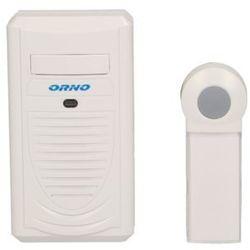 Orno Dzwonek bezprzewodowy disco ac, sieciowy, learning system, 1 dźwięk, 100m