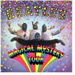 Magical Mystery Tour (Mono) LP Ltd., towar z kategorii: Rock