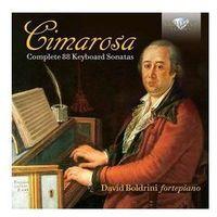 Cimarosa: Complete 88 Keyboard Sonatas - Dostawa 0 zł