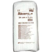 BELLA ABSORGYN Podkłady ginekologiczne dla kobiet 34x9cm - 10 sztuk (Pozostałe środki ciążowe)