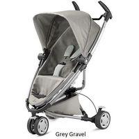 Wózek spacerowy  zapp xtra 2 - grey gravel marki Quinny