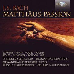 Bach J.S. Matthaus Passion (muzyka klasyczna)