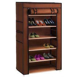 Tekstylna szafka półka regał na buty szafa SACHINO
