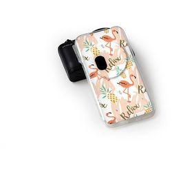 Fantastic Case - Asus Zenfone Zoom - etui na telefon Fantastic Case - różowe flamingi - sprawdź w wybranym