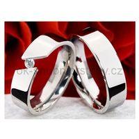 Obrączki ślubne z stali nierdzewnej OK-981 (Obrączki ślubne )