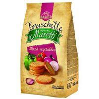 70g chrupki chlebowe mix warzyw | darmowa dostawa od 150 zł! marki Bruschette maretti