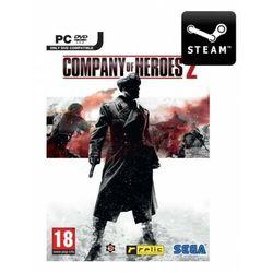 Company of heroes 2 pl - klucz wyprodukowany przez Cenega
