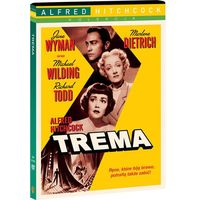 Trema (DVD) - Alfred Hitchcock (7321910318652)