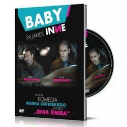 Baby są jakieś inne (DVD) + zakładka do książki GRATIS - produkt z kategorii- Pakiety filmowe