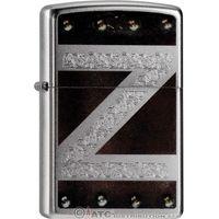 Zapalniczka ZIPPO Classic Z Logo, Satin Chrome (Z20940), kup u jednego z partnerów