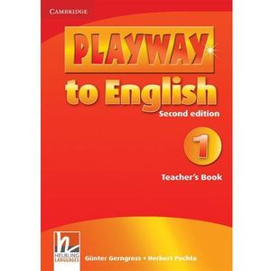 Playway to English 1. 2nd Edition Książka Nauczyciela (180 str.)