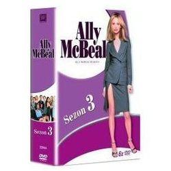 Ally McBeal - sezon 3 (DVD) - David E. Kelley, kup u jednego z partnerów