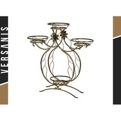 Kwietnik zdobiony pingwin 4-ka - marki Kapelańczyk