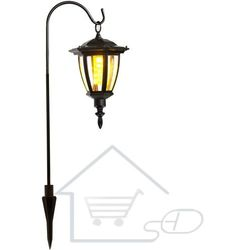 1 Lampa solarna w kształcie latarni, 78 cm