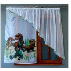 Firanka + panel 150x300 do pokoju dziecka bajki disneya marki Kasandra