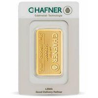 Münze Österreich, rand refinery, argor, pamp 20 g sztabka złota certipack