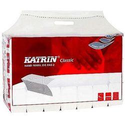 Ręcznik składany zz classic biały 2w 479848, 21szt x 150 listków marki Katrin