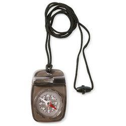 Kompas i gwizdek na sznurku CORDY z kategorii kompasy