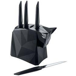 Koziol Stojak na noże do steków pablo - kolor czarny,  (4002942282250)