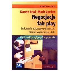 Negocjacje fair play, książka z kategorii Biznes, ekonomia