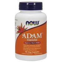 Now Foods ADAM witaminy dla mężczyzn 90 kapsułek wegetariańskich, produkt z kategorii- Witaminy i minerał