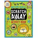Scratch Away Awesome Animals ćwiczenia dla dzieci (9781785989162)