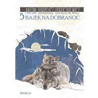 5 bajek na dobranoc., oprawa broszurowa