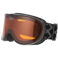 Alpina Gogle narciarskie Challenge 2.0 S DH black transparent (4003692209740)