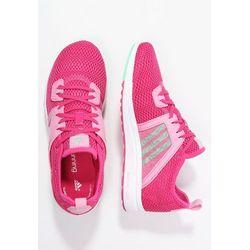 adidas Performance DURAMA Obuwie do biegania treningowe pink/green glow/semi pink glow (buty do biegania)