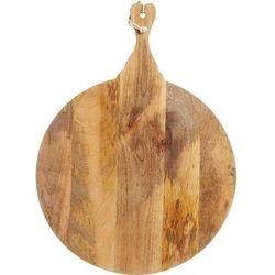 Deska do serwowania i krojenia okrągła Kitchen Craft