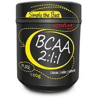 bcaa 2:1:1 500g naturalny marki Activlab