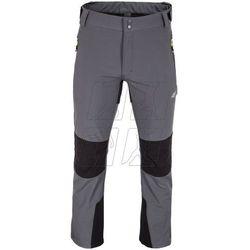 Spodnie trekkingowe 4F M T4Z15-SPMT001 grafit