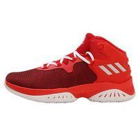 adidas Performance EXPLOSIVE BOUNCE Obuwie do koszykówki scarlet/silver metallic/coral red (4058025813279)