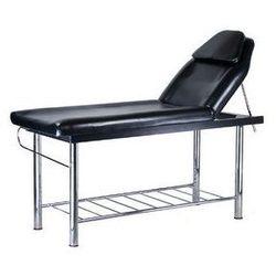 Łóżko Do Masażu Bw-260 Czarne, kolor czarny