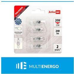 żarnik halogenowy aje-h400r7s 400w -->500w (3 szt.), marki Activejet