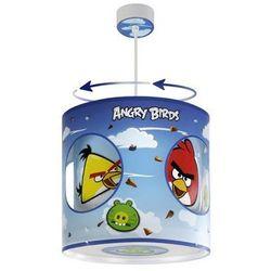Klik 60884 - żyrandol dziecięcy angry birds e27/60w od producenta Dalber